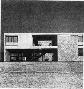Ivan Vitic Motel Soline Trogir 1965 Vojvodina Panorama Croatia