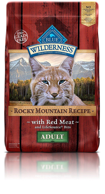 Blue Buffalo Wilderness Rocky Mountain Recipe Dry Adult Cat Food
