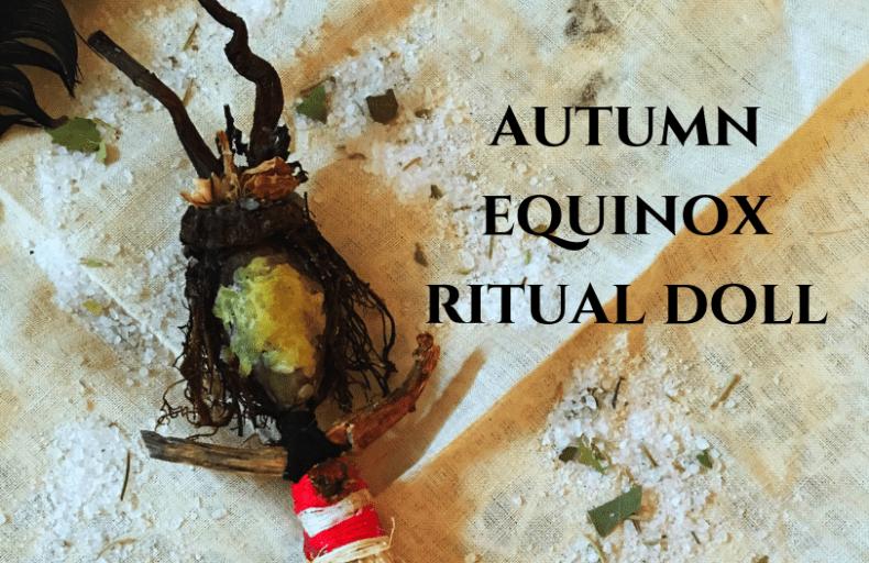 Autumn Equinox Ritual Doll #autumnalequinox Autumn Equinox Ritual Doll – The Witch & Walnut #autumnalequinox Autumn Equinox Ritual Doll #autumnalequinox Autumn Equinox Ritual Doll – The Witch & Walnut #autumnalequinox