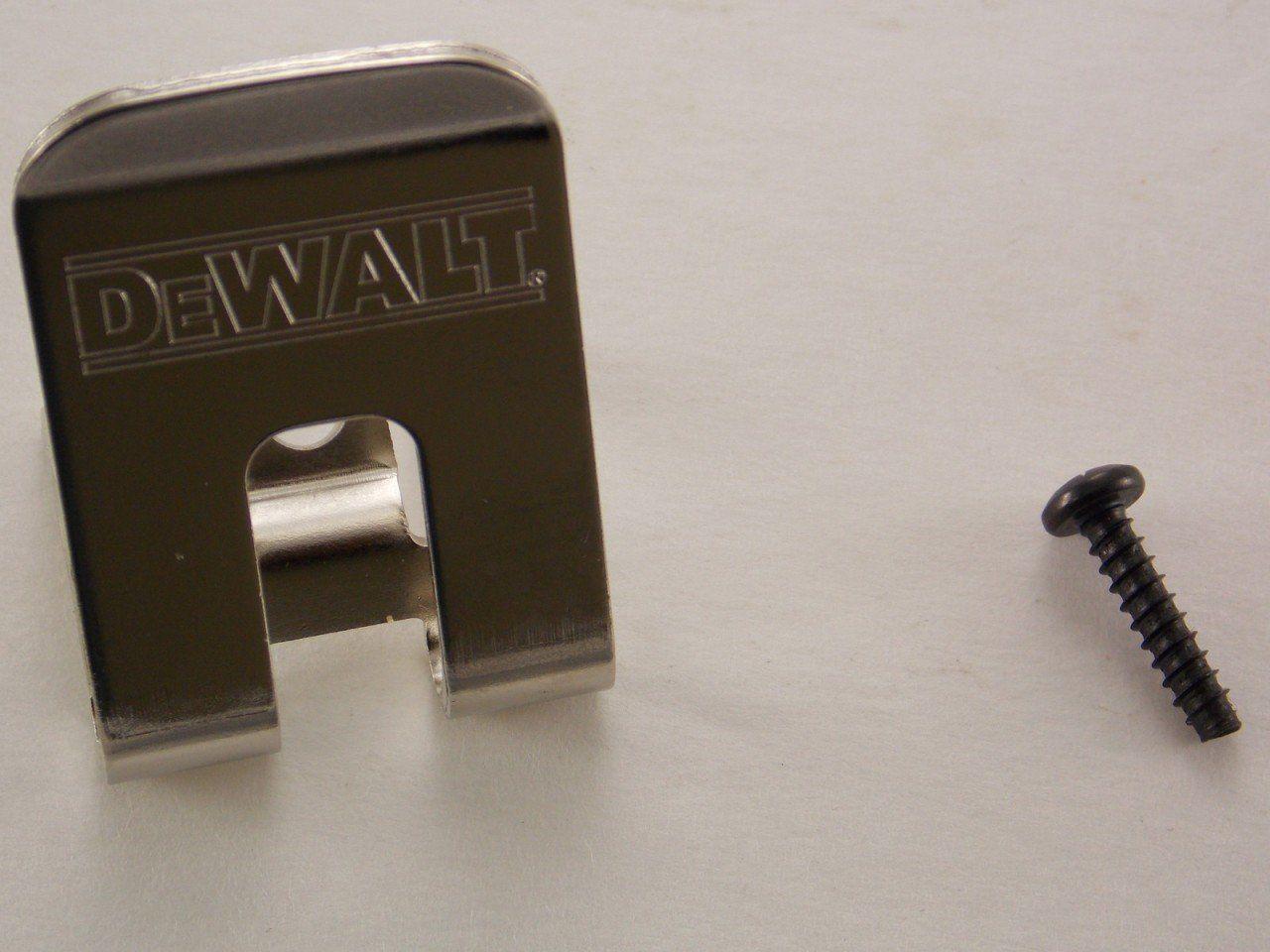 DeWalt Belt Clip//Hook for 18V Impact Driver Wrench DC827 2