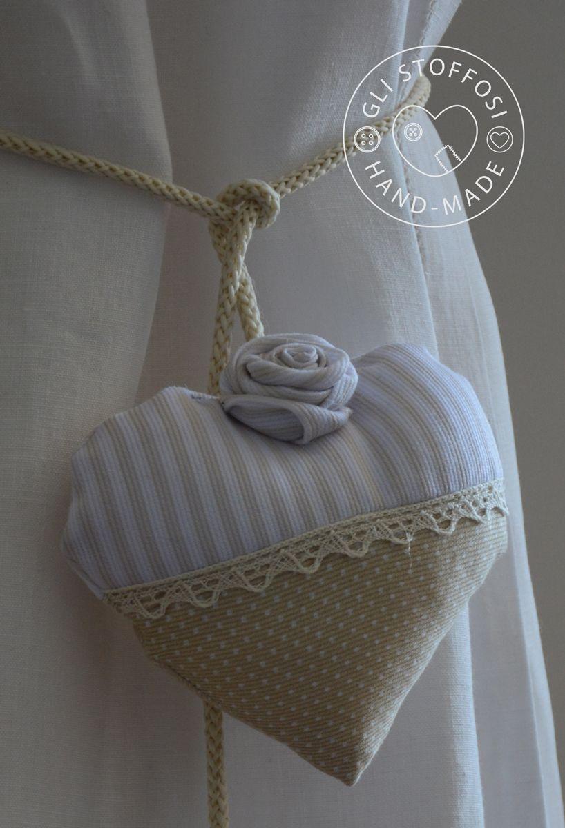 Fermatende per le mie tende di lino tende biancheria e elegante - Biancheria di casa ...