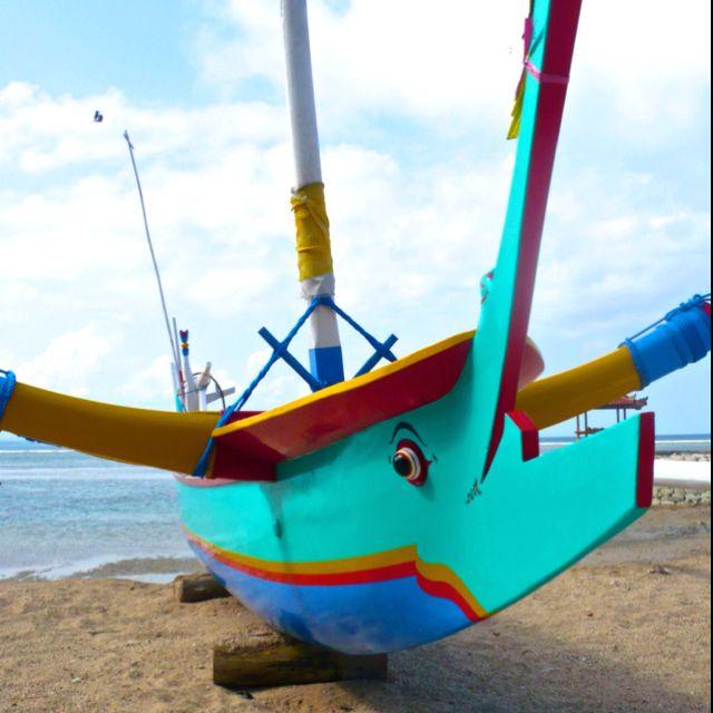 Bali Boat Bali Outdoor Outdoor Decor