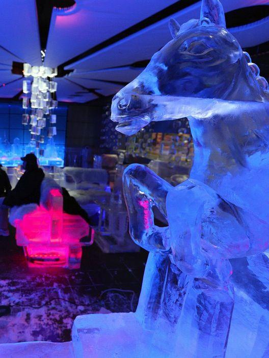 Chillout Dubai (Ice Bar)