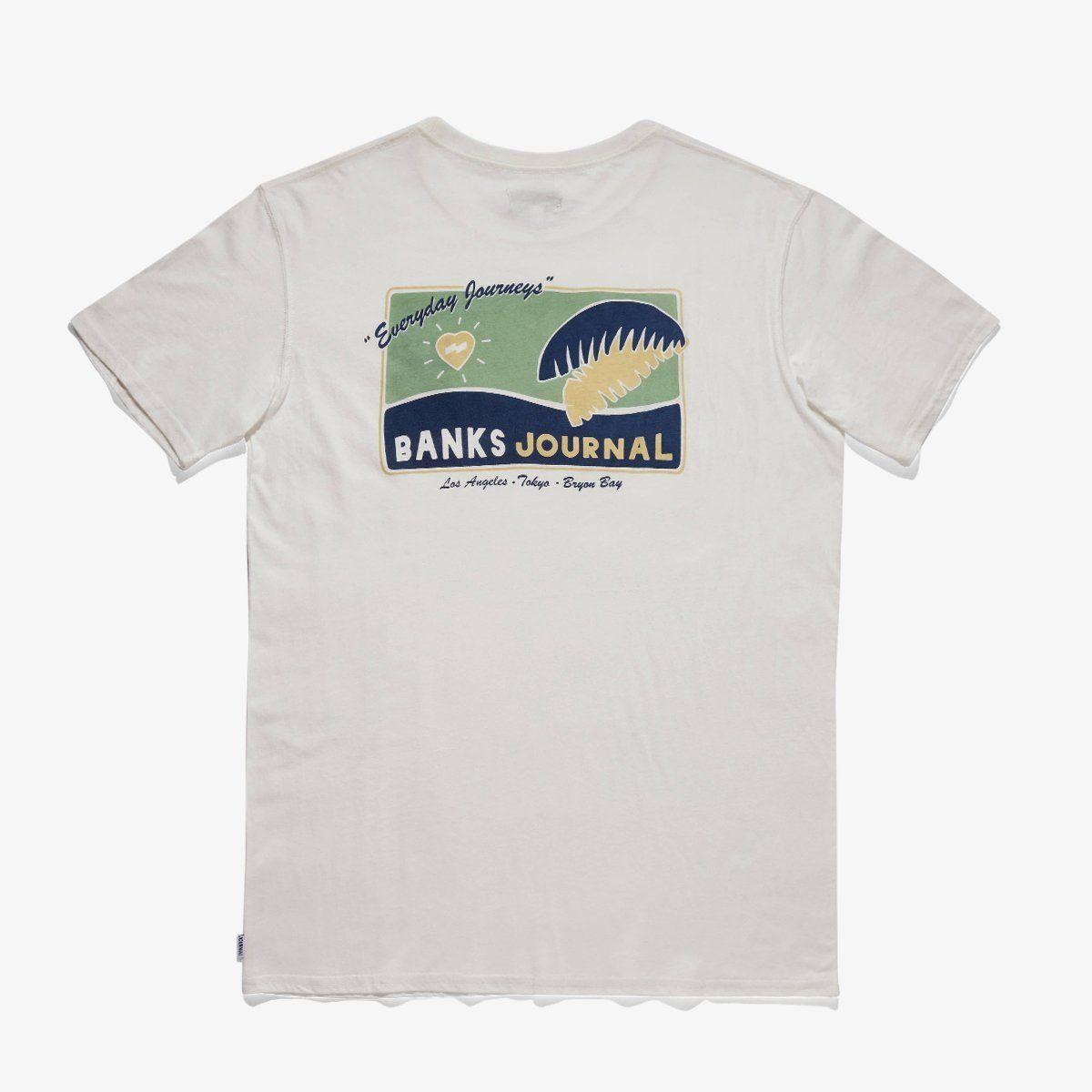 Goodvibes Tee Shirt - Banks Journal