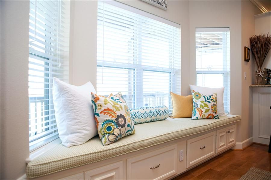 Sit In Window window #seat #relax | sit back and relax in a bay window seat