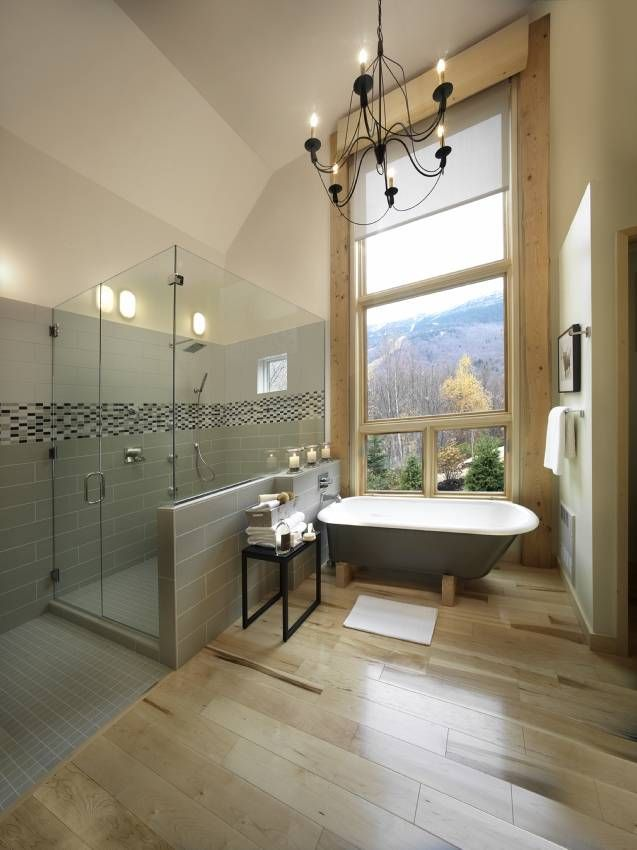 Photo Tour of the 2011 HGTV Dream Home in Stowe, Vermont | Tubs ...