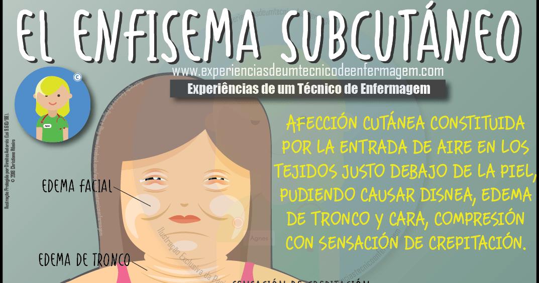 Tratamiento de enfisema subcutaneo pdf