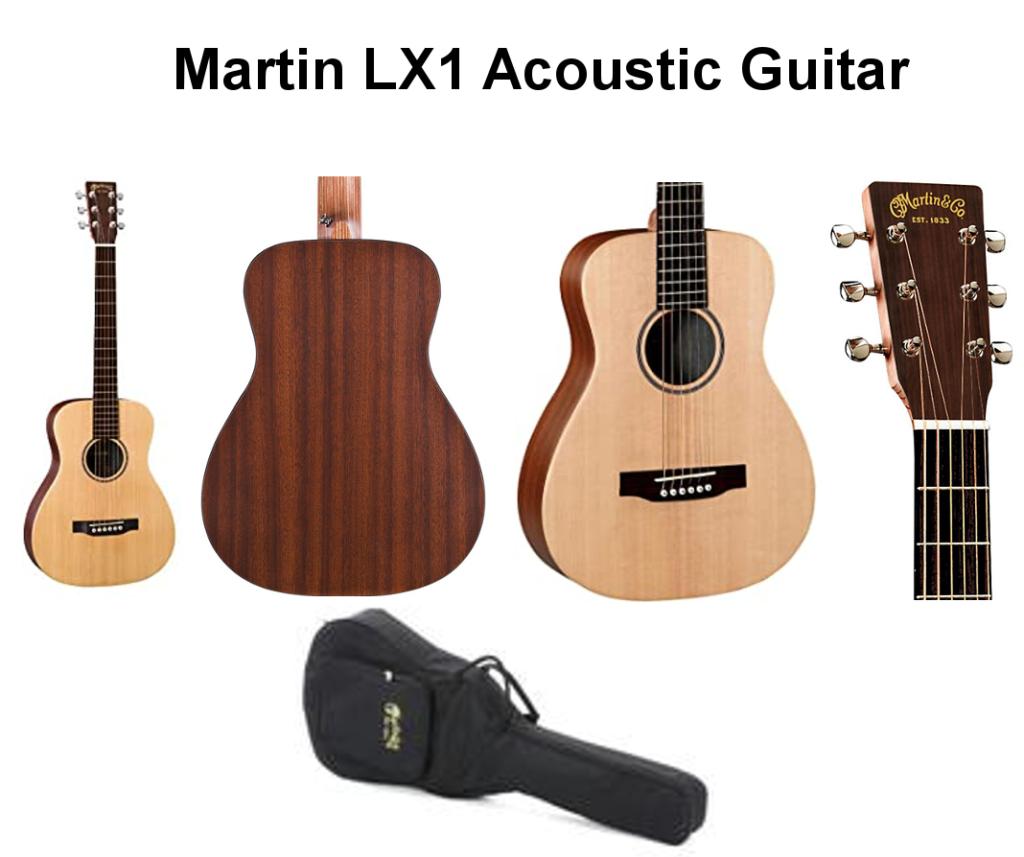 Little Martin Lx1 Acoustic Travel Guitar Guitar Acoustic Acoustic Guitar