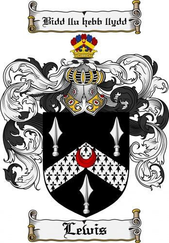 how to find irish family crest