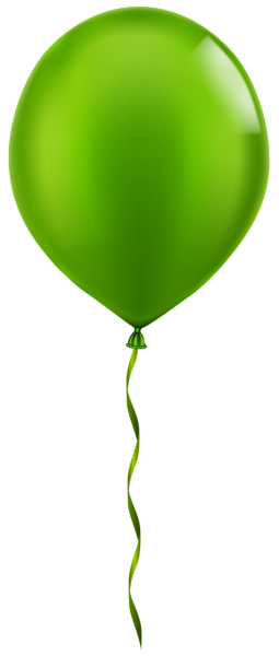 39++ Green balloon png clipart information