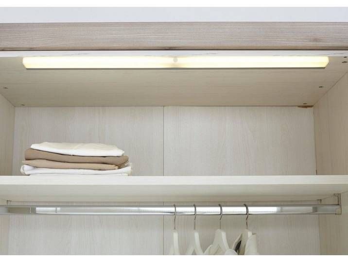 Photo of Sensor LED cabinet interior lighting suitable for clothes …