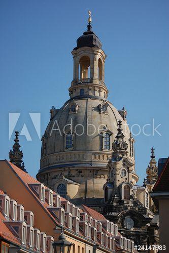 Blick über die #Münzgasse auf die #Frauenkirche von #Dresden - #Bild | #Adobe #Stock https://stock.adobe.com/de/stock-photo/blick-uber-die-munzgasse-auf-die-frauenkirche-von-dresden/24147983   #lizenzfreie #Fotos #pasob