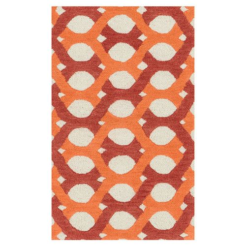 Loloi Rugs Weston Red/Orange Rug