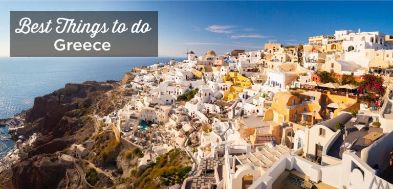 20 Best Things to Do in Greece #visitgreece