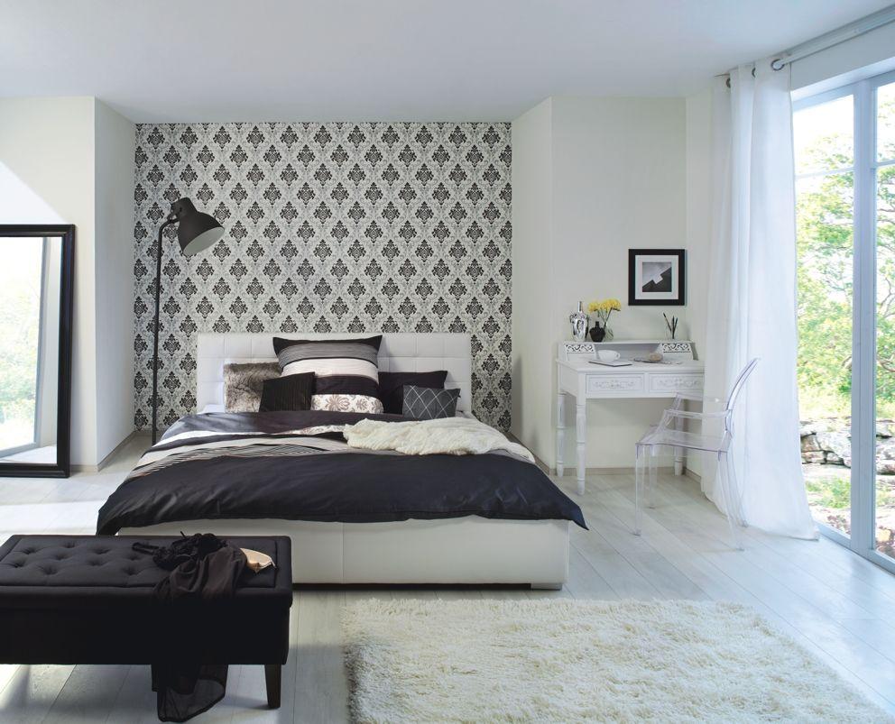 Design Behang Slaapkamer : Binnenhuisinrichting behang slaapkamer l rasch behang te