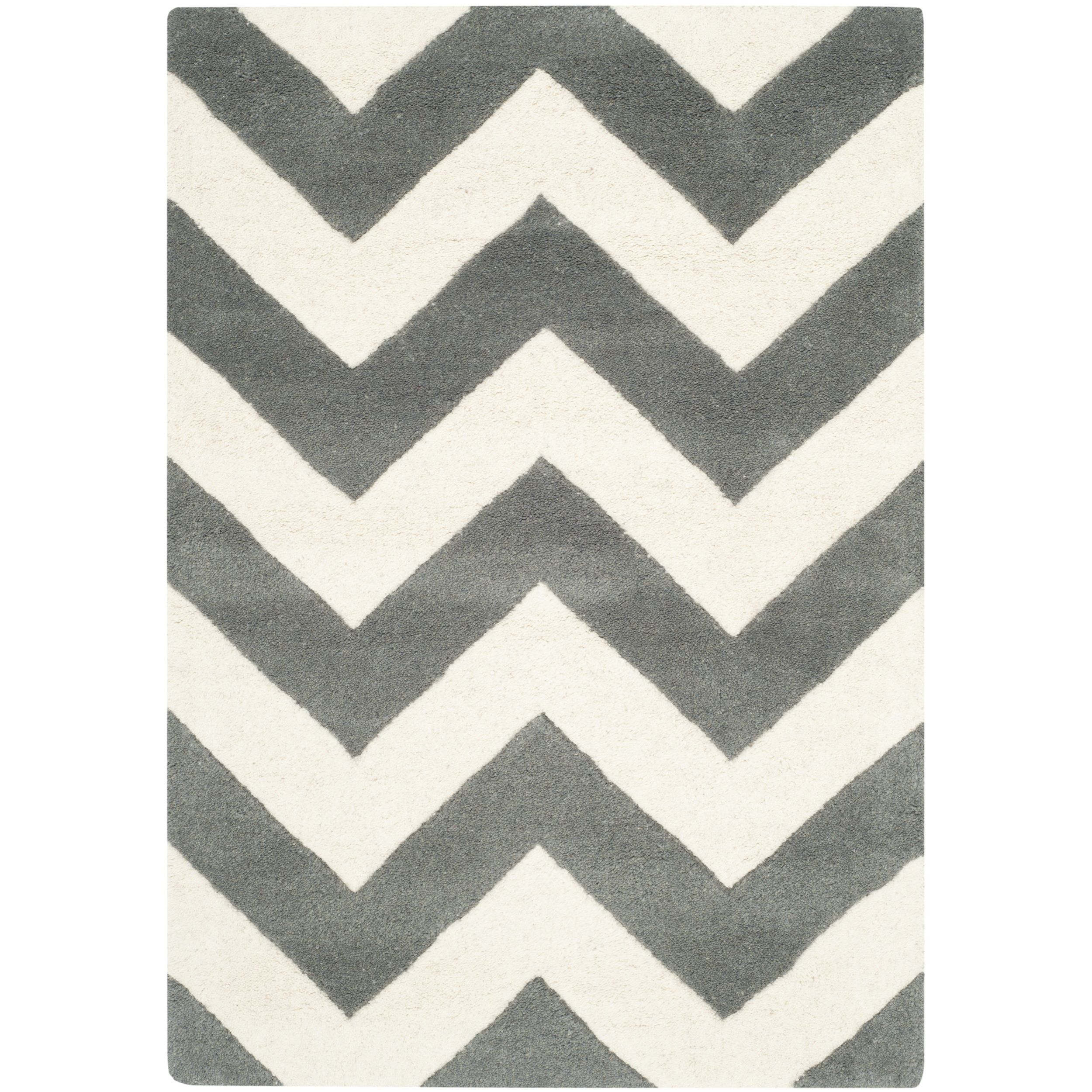 Overstock gray chevron rug baby stuff pinterest grey