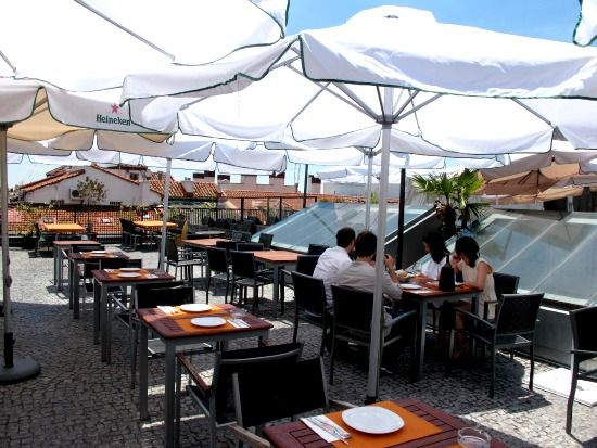 Gau Café Terraza De Las Escuelas Pías Para Cenar En