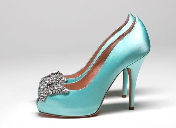 The Ultimate Tiffany Blue Wedding Palette Scarpe Da Matrimonio Scarpe Blu Blu Tiffany