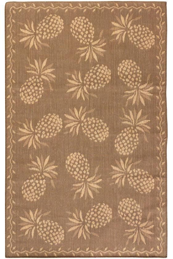 Luau All Weather Area Rug Love Pineapples Hawaiian Decor Pineapple Decor Decor