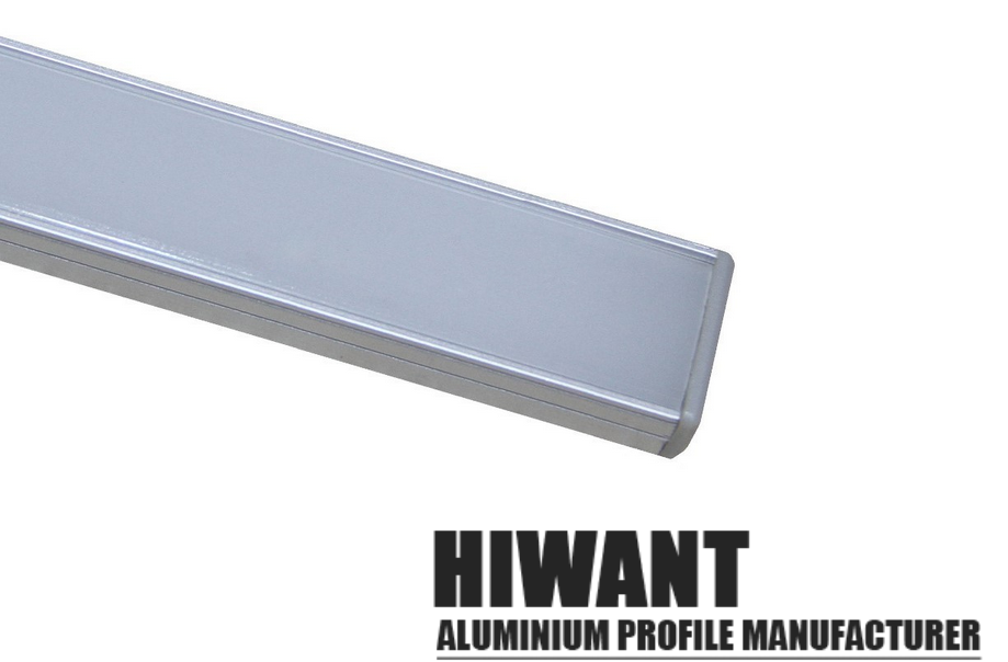 Hot Selling Anodized Aluminium U And V Channel Profile Light Bar Factory Price Bar Lighting Aluminium Led