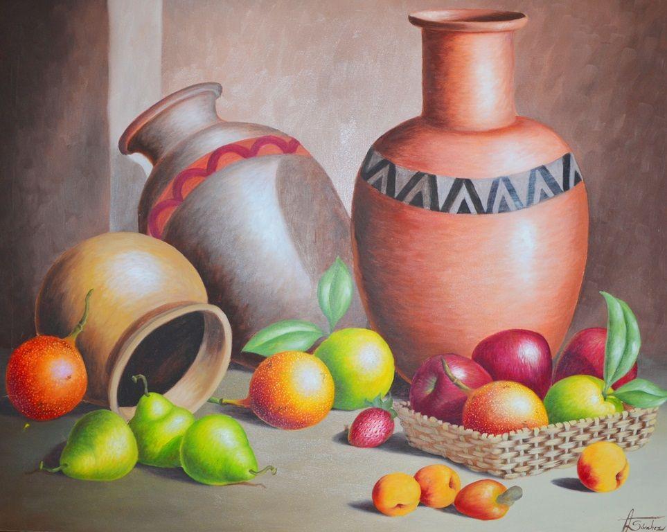 Bodegones de frutas y jarrones buscar con google - Fotos de bodegones de frutas ...