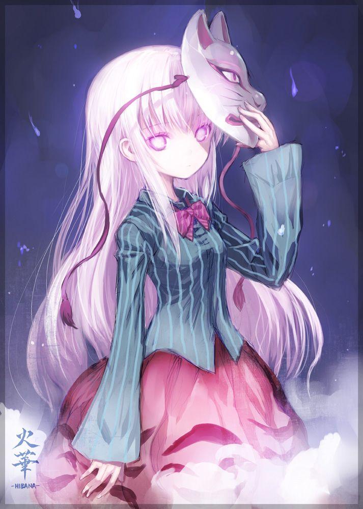 Hata No Kokoro 1512290 Zerochan Anime Images Anime Anime Art Girl