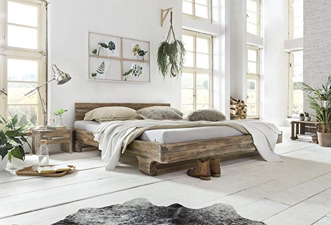 AFFILIATELINK Woodkings Bett 180x200 Mayfield Doppelbett