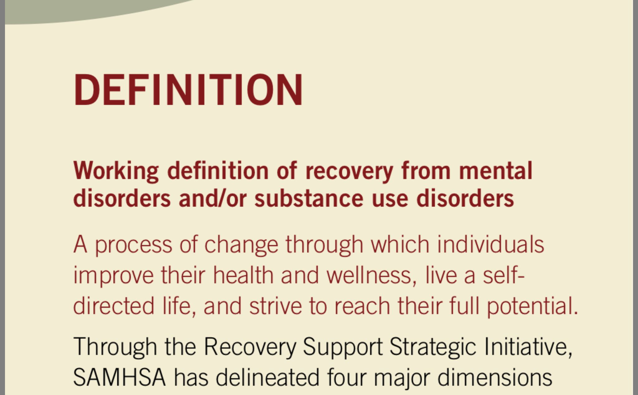 Pin By Joanie Hedrick On Work Recovery Support Health And Wellness Mental Disorders