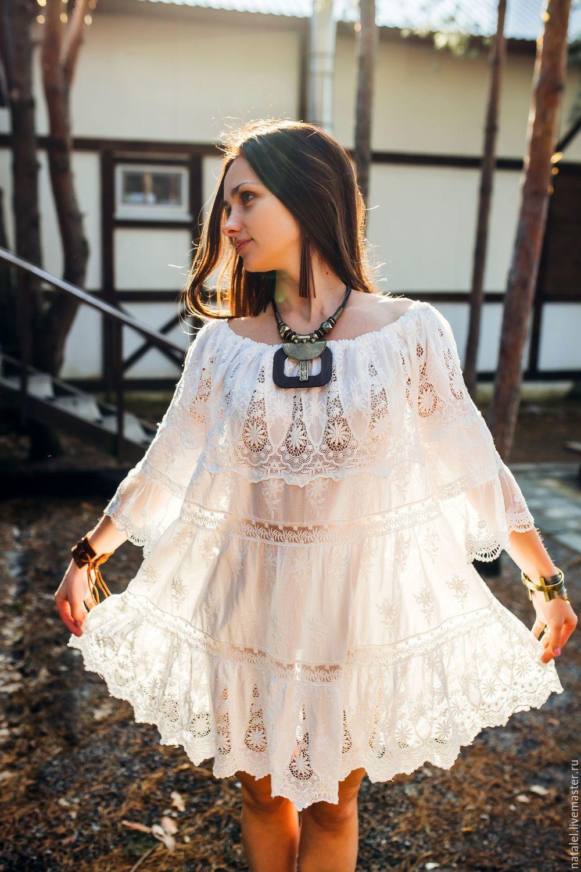 0de7af6d5bd Купить Платье-туника Laceholidays -2