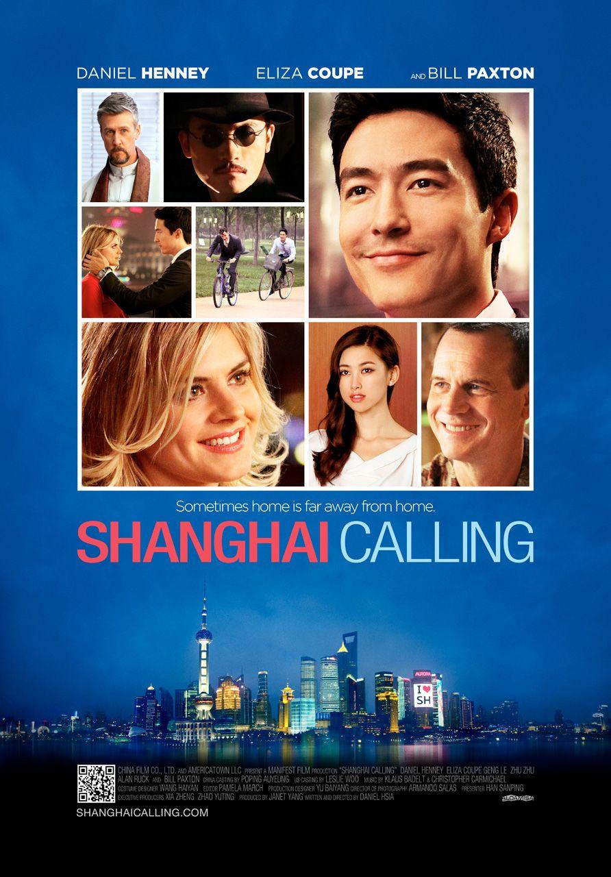 Shanghai Calling with Daniel Henney