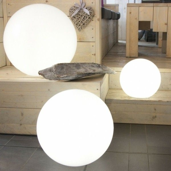 Awesome floor ball lamp gallery best modern house plans ball lamp led lighting pinterest room decorating ideas mozeypictures Images