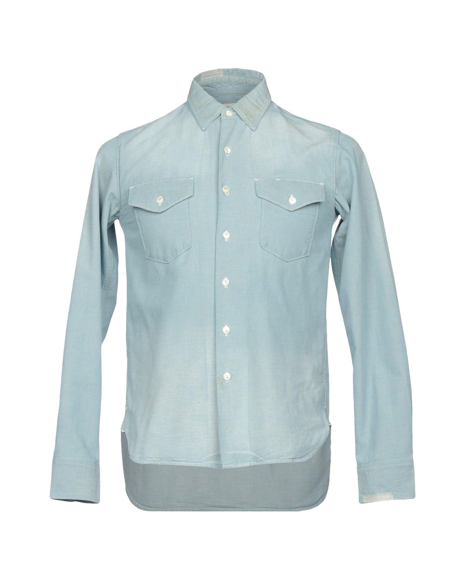 80a2f4c7b4 Denim Shirts · CHIMALA .  chimala  cloth