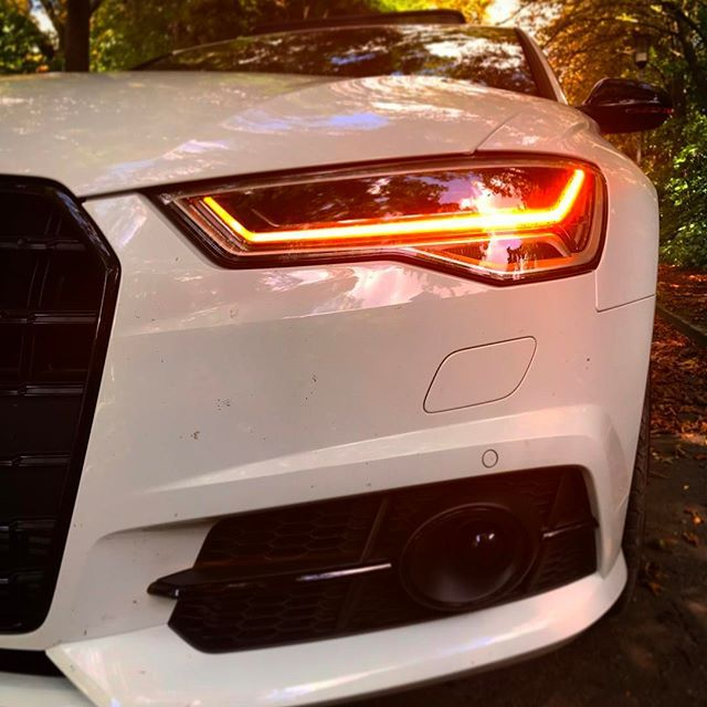 Audi A6 Audia6 A6avant Led Matrix Quattro Black White Acc L4l F4f