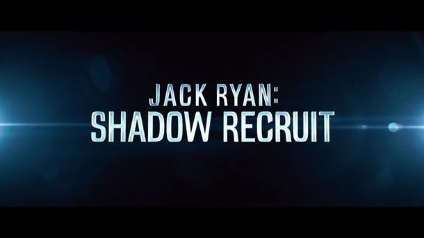 Jack Ryan: Shadow Recruit - International Trailer