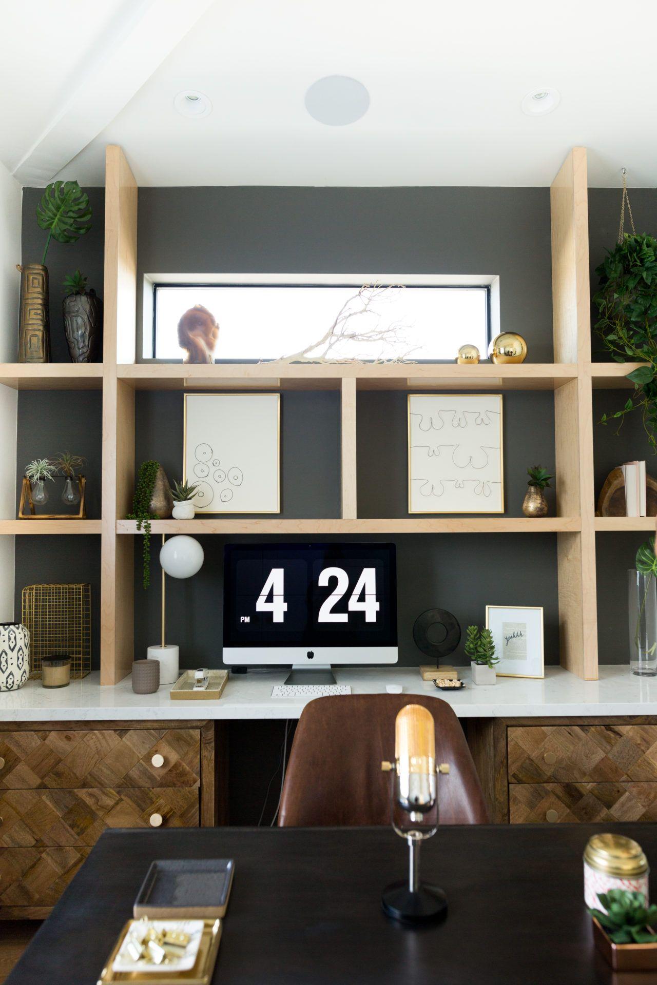 Liza Koshy S Dream Home Office Home Office Decor Small Room Design Office Furniture Decor