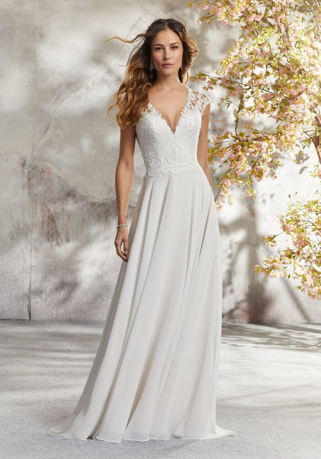 Lark Wedding Dress Morilee Second Wedding Dresses Ivory Wedding Dress A Line Wedding Dress