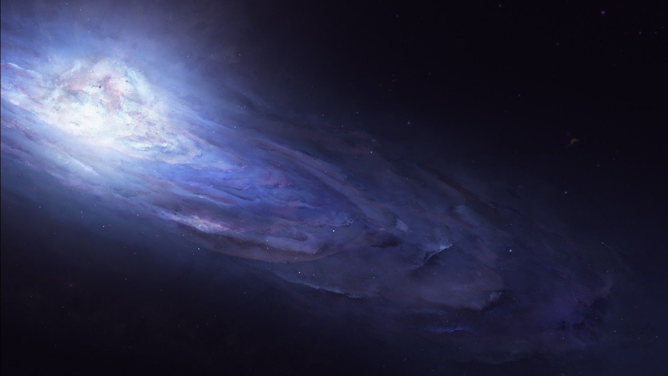 General 1366x768 Galaxy Andromeda Universe Hd Galaxy Wallpaper Nebula Wallpaper Wallpaper Space
