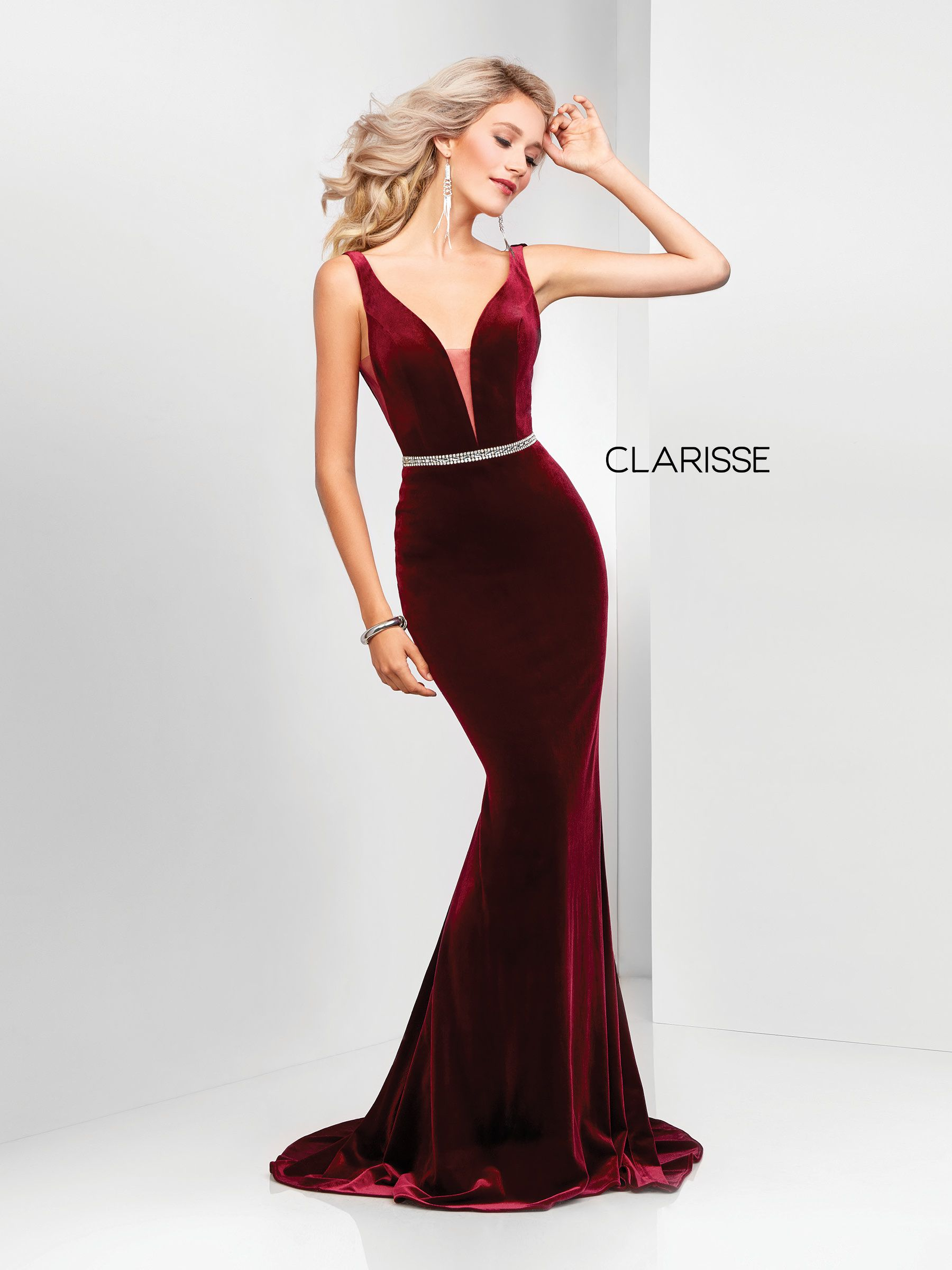 3469 Wine Long Velvet Prom Dress Velvet Prom Dress Dresses Stretch Velvet Dress [ 2400 x 1800 Pixel ]