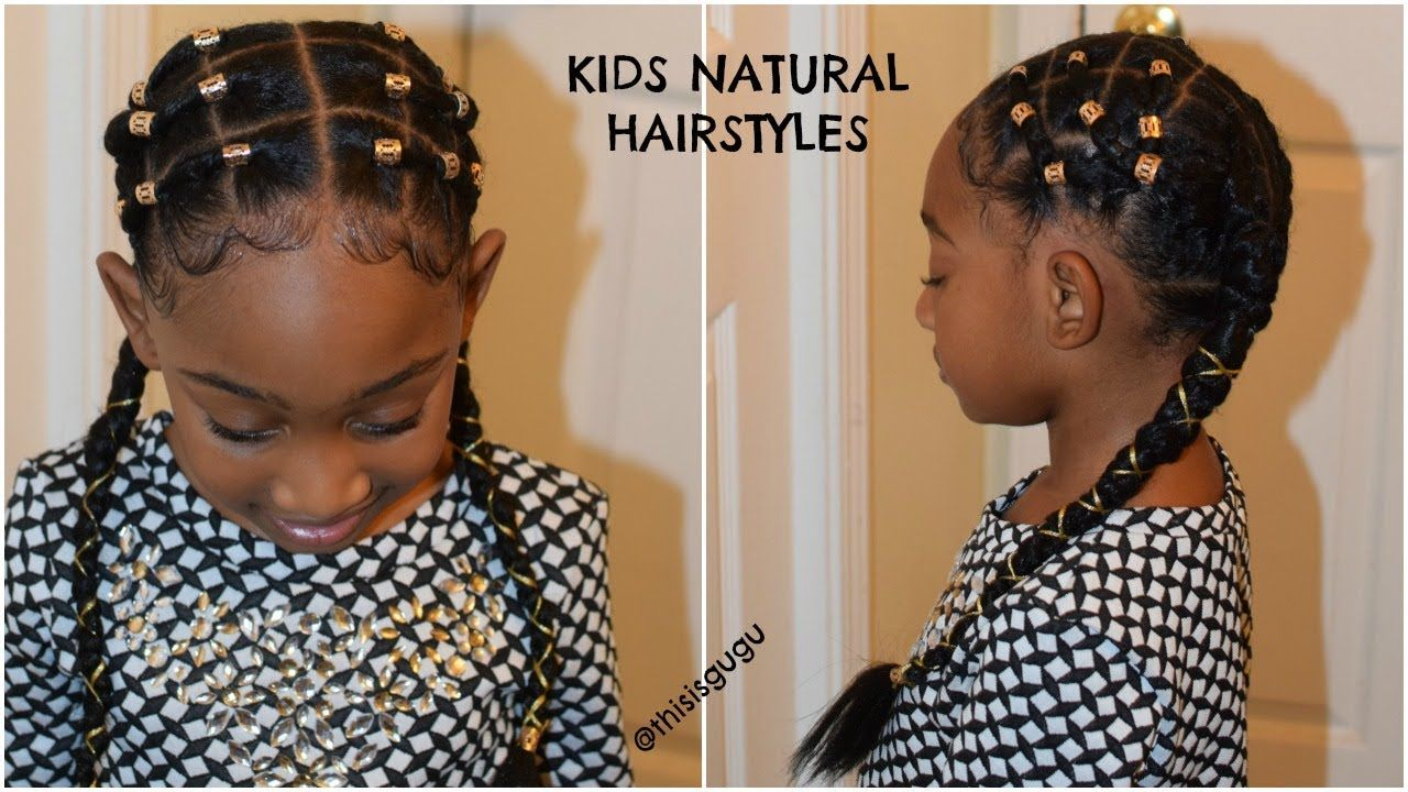 Kids Natural Hairstyle Alicia Keys Inspired Hairstyle Back To School Natural Hair Styles Little Girls Natural Hairstyles Hair Styles