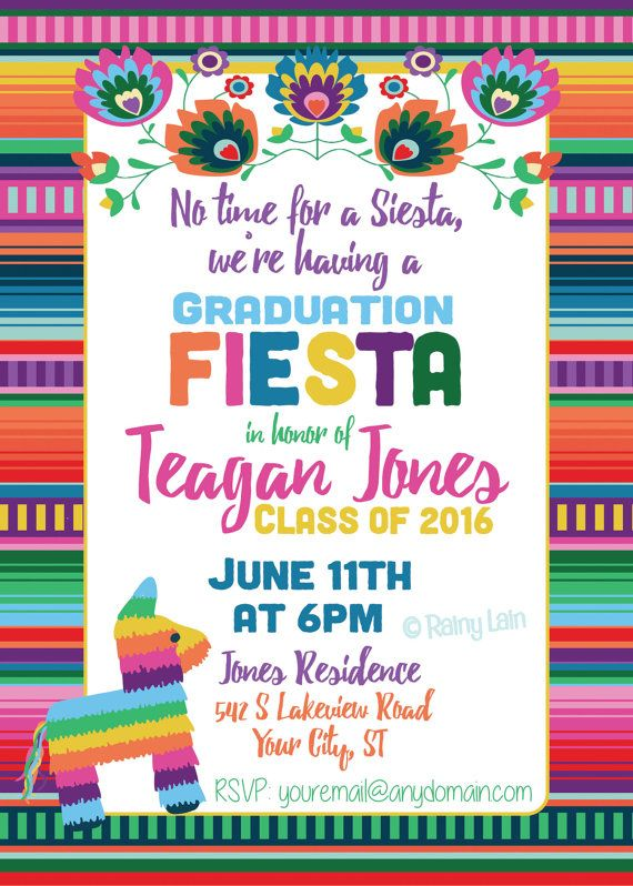 Remarkable image throughout free printable fiesta invitations