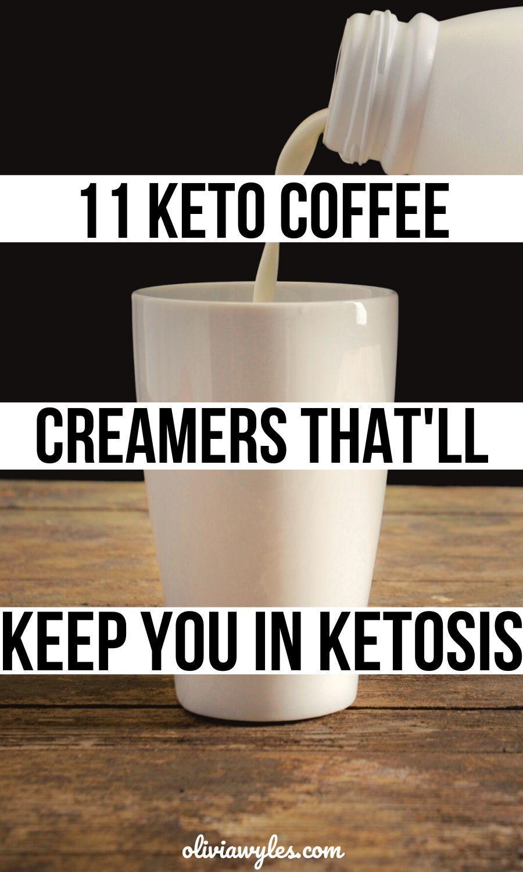 11 easy 1minute flavored keto bulletproof coffee creamer