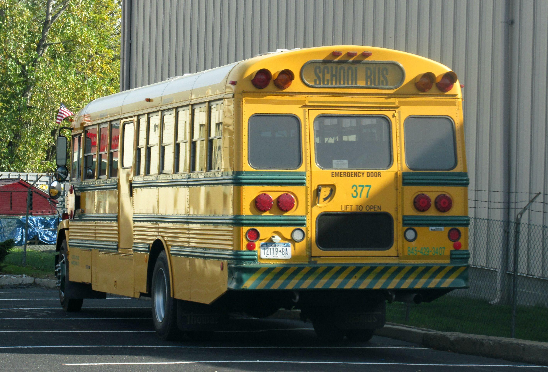 Haverstraw transit 377 school bus haverstraw bus