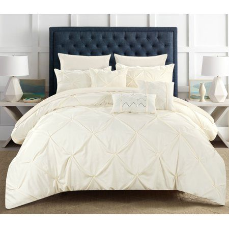Chic Home Valentina 10 Piece Bed In A Bag Comforter Set Queen Off
