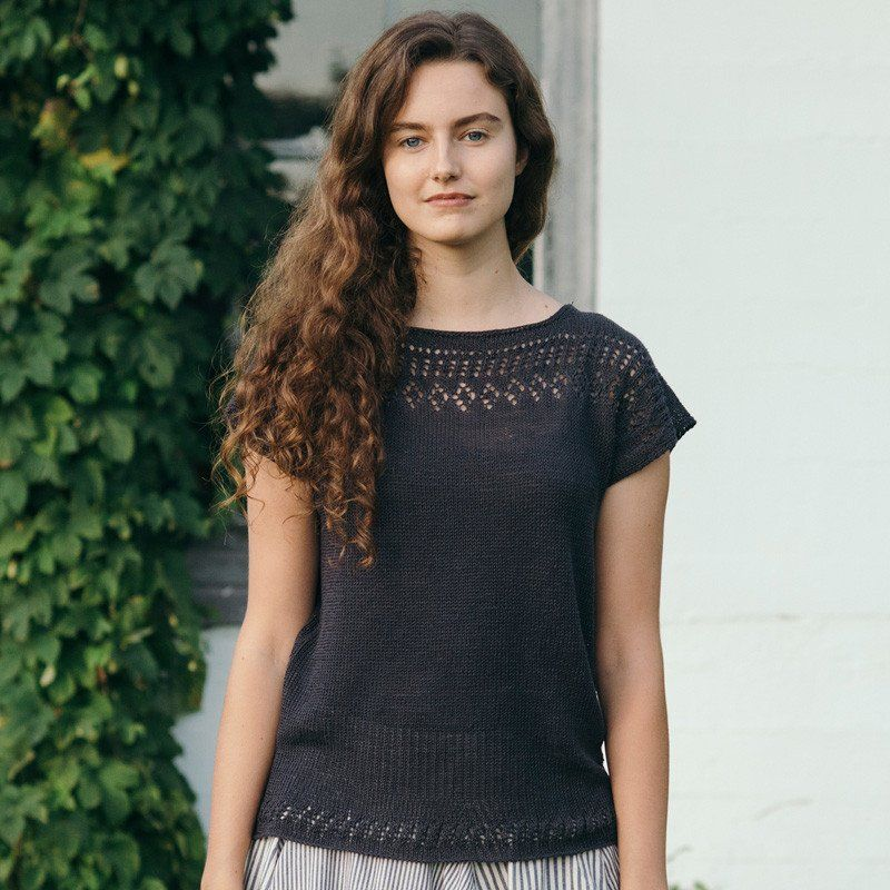 Cullum tee knitting pattern quince and co knitted sweaters cullum tee knitting pattern quince and co dt1010fo