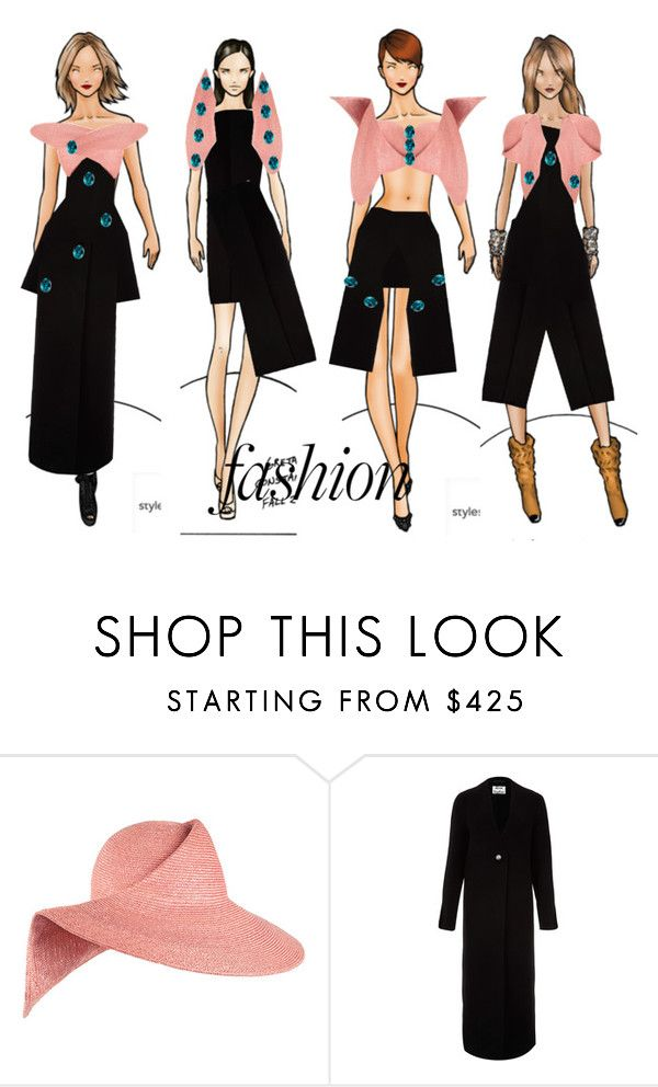 """""""Fashion    Collection"""" by coppin-s ❤ liked on Polyvore featuring Greta Constantine, Chanel, Eugenia Kim and Acne Studios"""