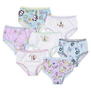 Disney Fairies Toddler Girls' 7 Pack Brief Set -... : Target Mobile