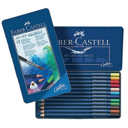 Arts Crafts Sewing Watercolor Pencils Faber Castell Art
