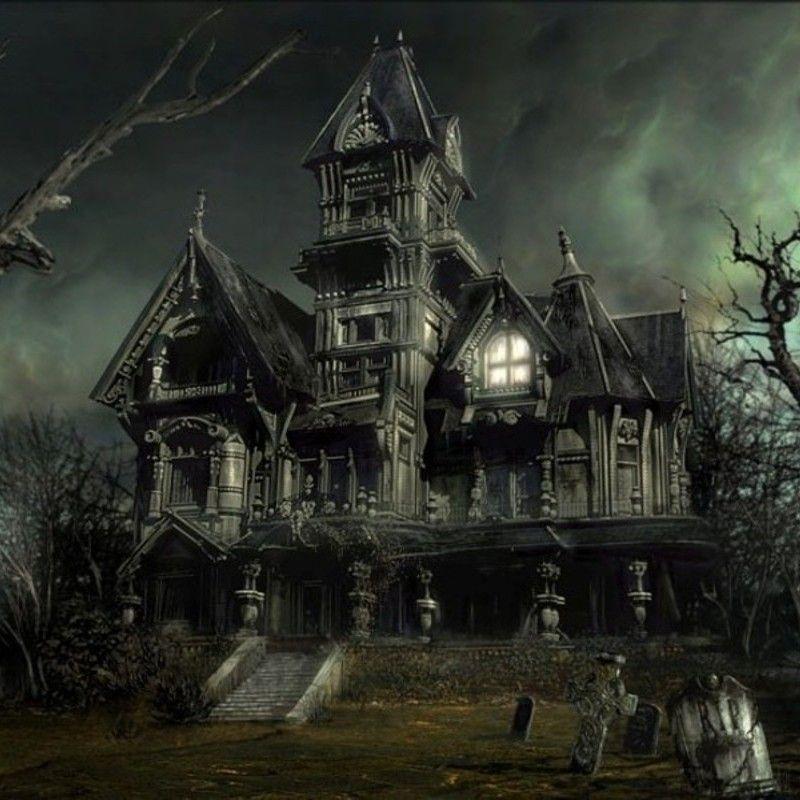 Horror Lists On Halloween Haunted Houses Scary Haunted House Creepy Houses