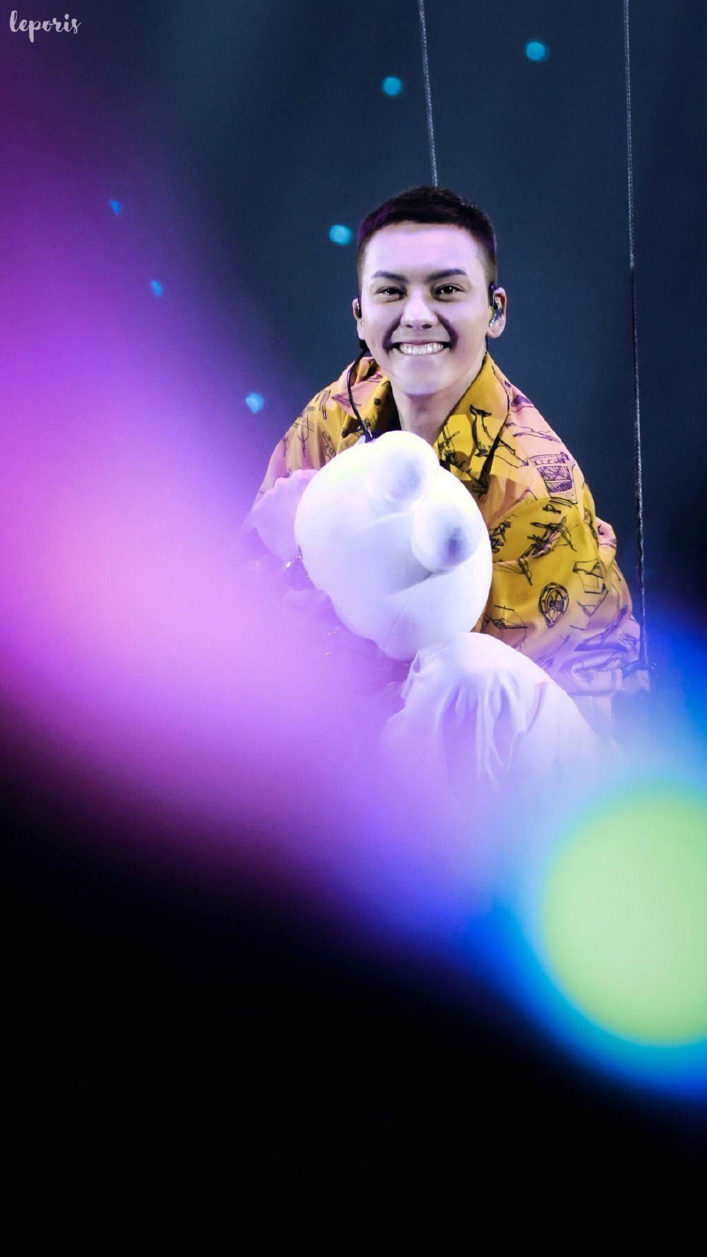 2019 JSTV Countdown concert William Chan Trần Vỹ Đình