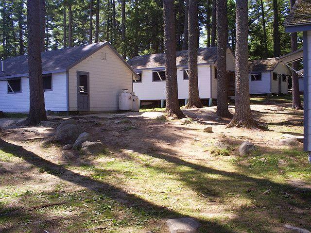 Camp Bernadette cabins~~~~
